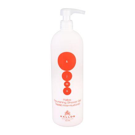 Kallos Cosmetics KJMN Nourishing vyživující sprchový gel 1000 ml pro ženy