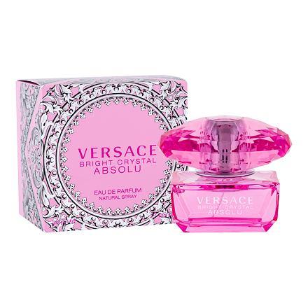 Versace Bright Crystal Absolu parfémovaná voda 50 ml pro ženy