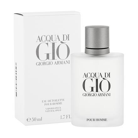 Giorgio Armani Acqua di Giò Pour Homme toaletní voda 50 ml pro muže