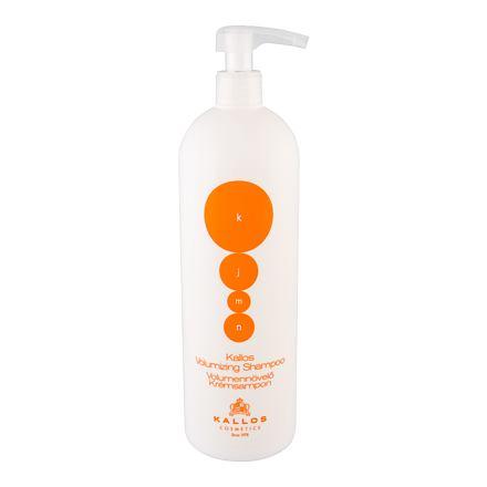 Kallos Cosmetics KJMN Volumizing šampon pro objem vlasů 1000 ml pro ženy