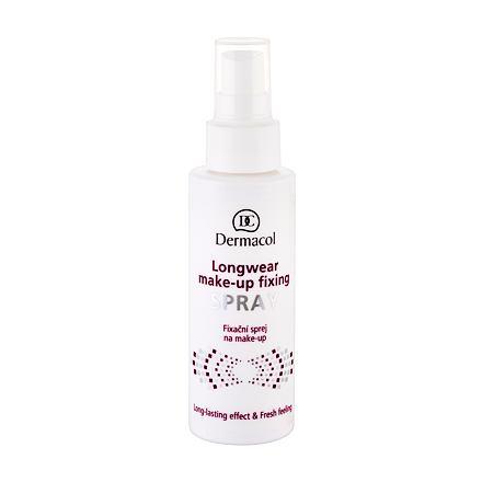 Dermacol Longwear Make-Up osvěžující fixační sprej na make-up 100 ml
