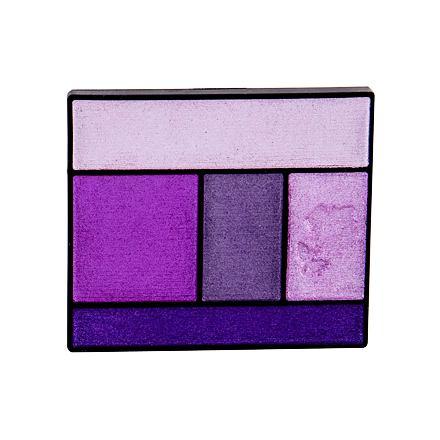 Lancôme Color Design paletka hladkých očních stínů 4g g odstín 300 Amethyst Glam Tester