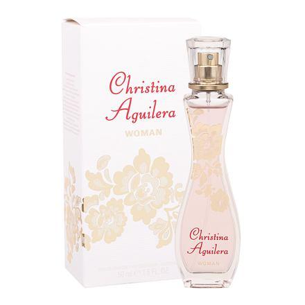 Christina Aguilera Woman parfémovaná voda 50 ml pro ženy