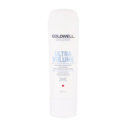 Goldwell Dualsenses Ultra Volume kondicionér na jemné vlasy 200 ml pro ženy