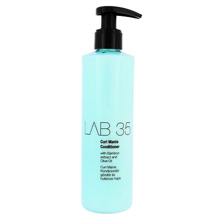 Kallos Cosmetics Lab 35 Curl Mania kondicionér pro vlnité vlasy 250 ml pro ženy