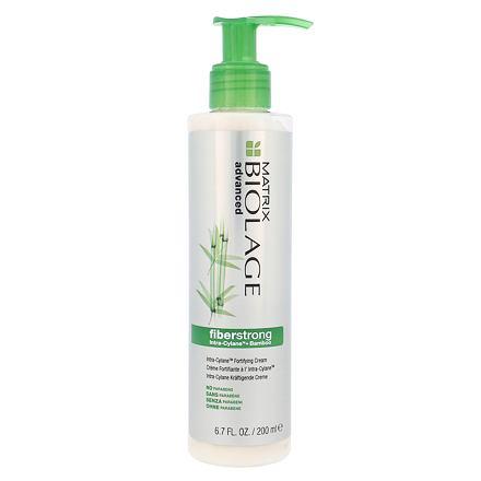 Matrix Biolage Fiberstrong Fortifying Cream posilující balzám na vlasy 200 ml pro ženy