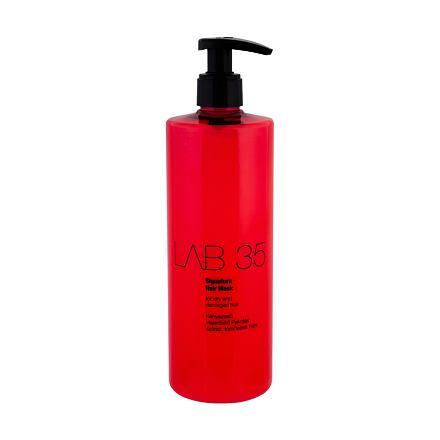Kallos Cosmetics Lab 35 Signature maska na suché a poškozené vlasy 500 ml pro ženy