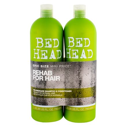 Tigi Bed Head Re-Energize 750 ml sada šampon 750 ml + kondicionér 750 ml pro ženy