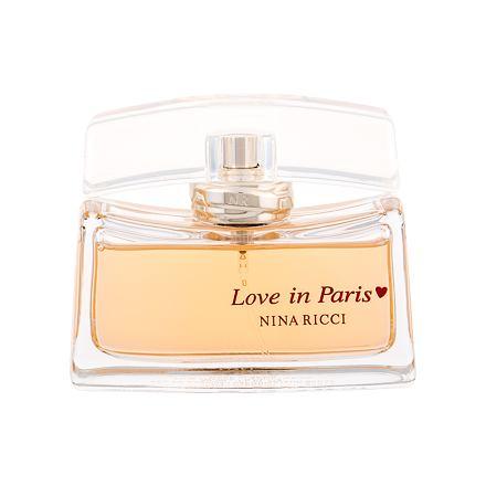 Nina Ricci Love in Paris parfémovaná voda 50 ml pro ženy