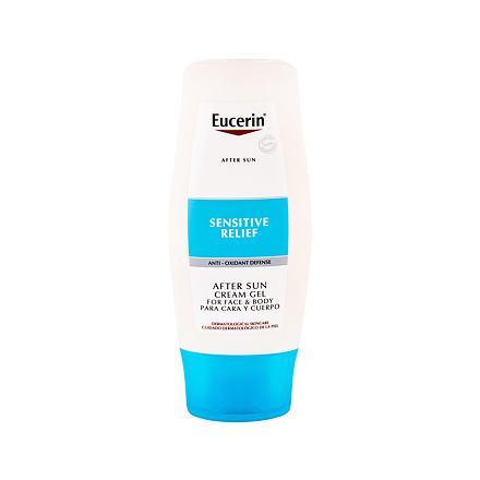 Eucerin After Sun Sensitive Relief Gel-Cream regenerační gel po opalování 150 ml unisex