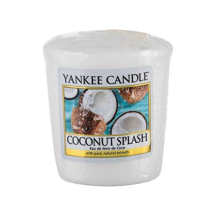 Yankee Candle Coconut Splash vonná svíčka 49 g