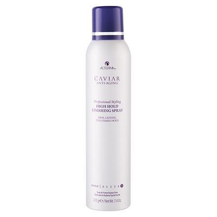 Alterna Caviar Anti-Aging High Hold Finishing Spray rychleschnoucí lak na vlasy 212 g pro ženy