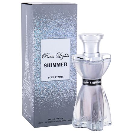 Mirage Brands Paris Lights Shimmer parfémovaná voda 100 ml pro ženy