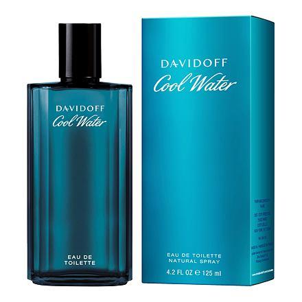 Davidoff Cool Water toaletní voda 125 ml pro muže