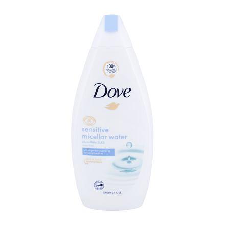 Dove Micellar Water micelární sprchový gel 500 ml pro ženy
