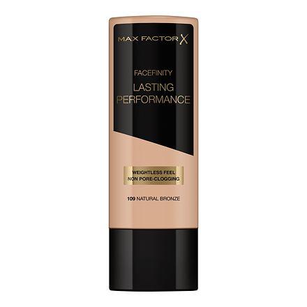 Max Factor Lasting Performance jemný tekutý make-up 35 ml odstín 109 Natural Bronze
