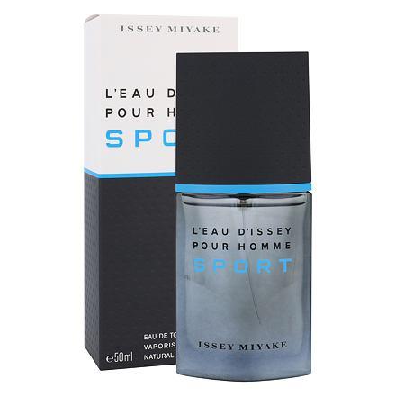 Issey Miyake L´Eau D´Issey Pour Homme Sport toaletní voda 50 ml pro muže