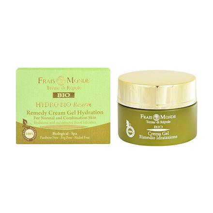 Frais Monde Hydro Bio Reserve Remedy Cream Gel Hydration pleťová péče pro normální a smíšenou pleť 50 ml pro ženy