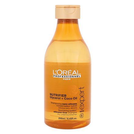 L´Oréal Professionnel Série Expert Nutrifier šampon pro suché a poškozené vlasy 250 ml pro ženy