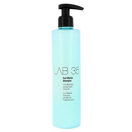 Kallos Cosmetics Lab 35 Curl Mania šampon pro vlnité vlasy 300 ml pro ženy