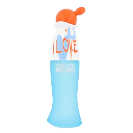 Moschino Cheap And Chic I Love Love toaletní voda 50 ml pro ženy
