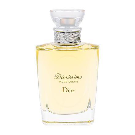 Christian Dior Les Creations de Monsieur Dior Diorissimo toaletní voda 100 ml pro ženy