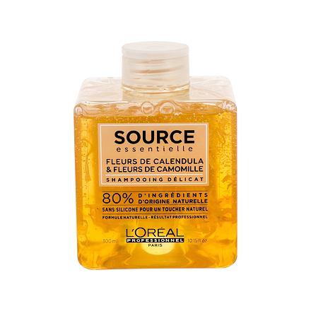 L´Oréal Professionnel Source Essentielle Delicate šampon pro citlivou pokožku hlavy 300 ml pro ženy