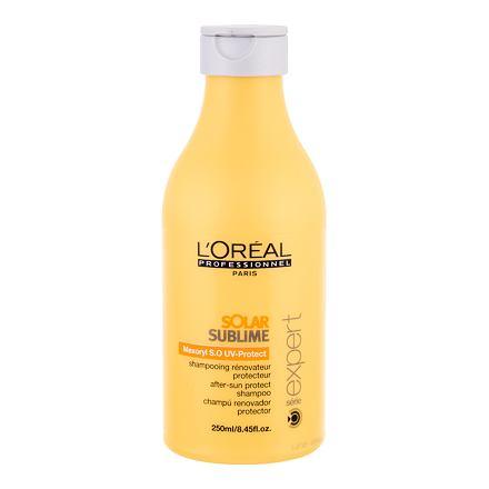 L´Oréal Professionnel Série Expert Solar Sublime regenerační šampon po slunění 250 ml pro ženy