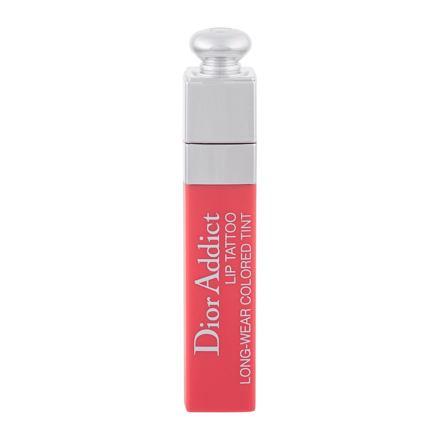 Christian Dior Dior Addict Lip Tatoo dlouhotrvající rtěnka 6 ml odstín 251 Natural Peach