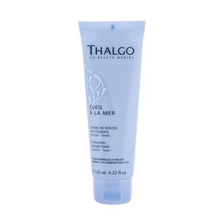 Thalgo Éveil a la Mer čisticí krémová pěna 125 ml pro ženy