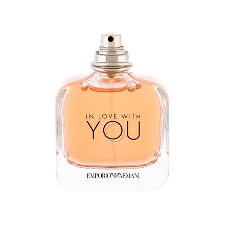 Giorgio Armani Emporio Armani In Love With You parfémovaná voda 100 ml Tester pro ženy