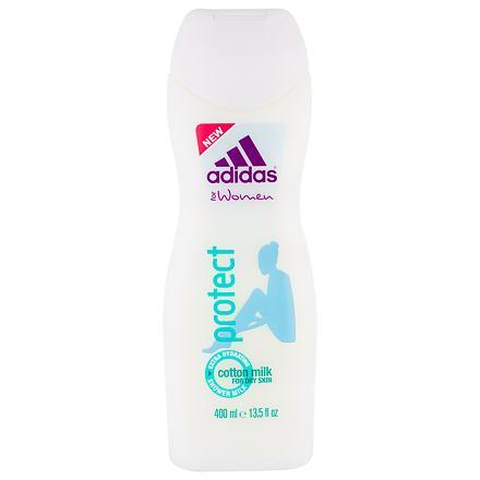 Adidas Protect For Women sprchový gel 400 ml pro ženy