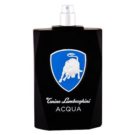 Lamborghini Acqua toaletní voda 125 ml Tester pro muže