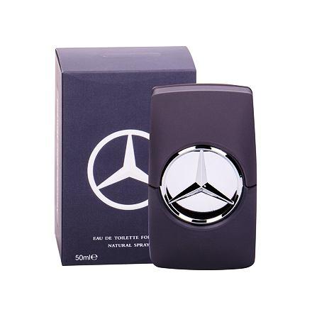 Mercedes-Benz Mercedes-Benz Man Grey toaletní voda 50 ml pro muže
