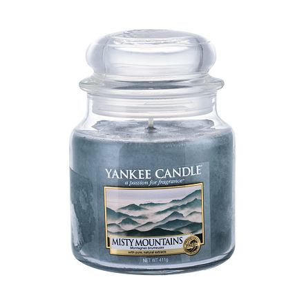 Yankee Candle Misty Mountains vonná svíčka 411 g