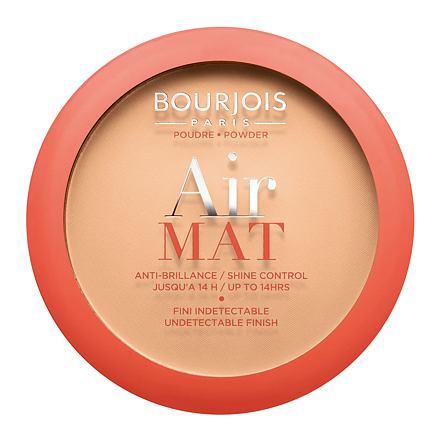 BOURJOIS Paris Air Mat kompaktní matující pudr 10 g odstín 03 Apricot Beige