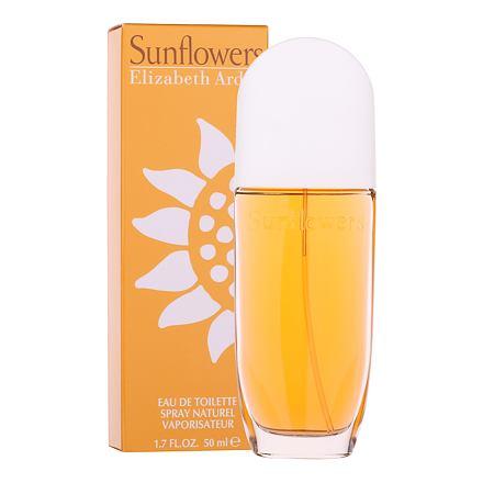 Elizabeth Arden Sunflowers toaletní voda 50 ml pro ženy