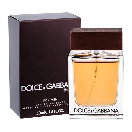 Dolce&Gabbana The One For Men toaletní voda 50 ml pro muže