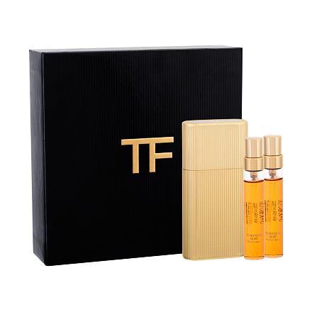 TOM FORD Noir sada parfémovaná voda 5 ml naplnitelná + parfémovaná voda 2x 5 náplně pro muže
