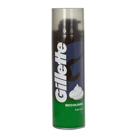 Gillette Shave Foam Menthol pěna na holení 300 ml pro muže