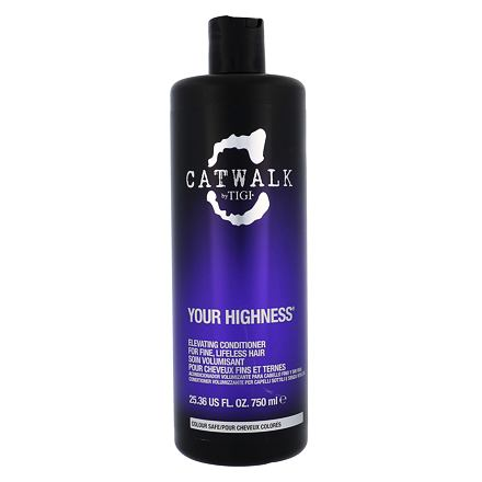 Tigi Catwalk Your Highness kondicionér pro objem vlasů 750 ml pro ženy