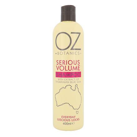 Xpel OZ Botanics Serious Volume šampon pro objem vlasů 400 ml pro ženy