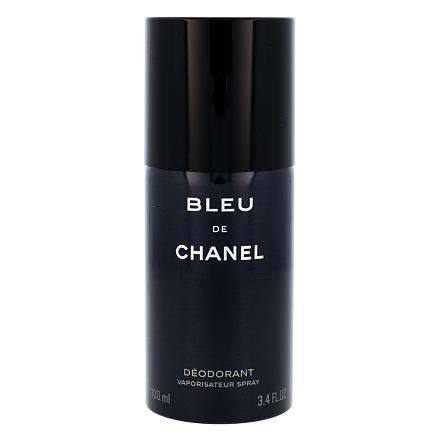 Chanel Bleu de Chanel deospray bez obsahu hliníku 100 ml pro muže