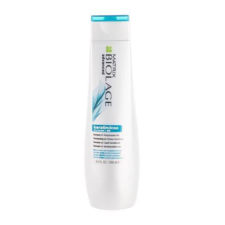 Matrix Biolage Keratindose šampon na poškozené vlasy 250 ml pro ženy