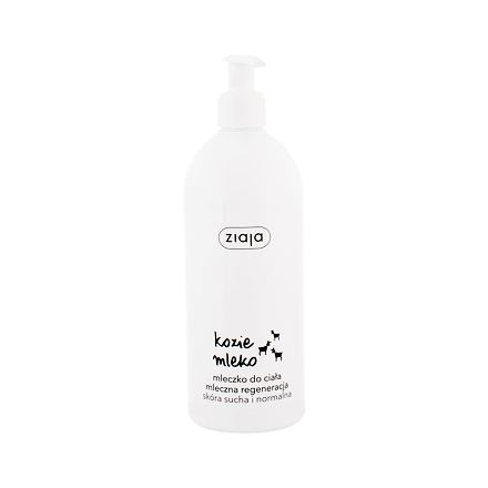 Ziaja Goat´s Milk hydratační tělové mléko pro normální a suchou pokožku 400 ml pro ženy