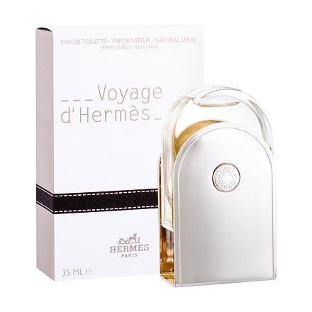 Hermes Voyage d´Hermès toaletní voda naplnitelný 35 ml unisex