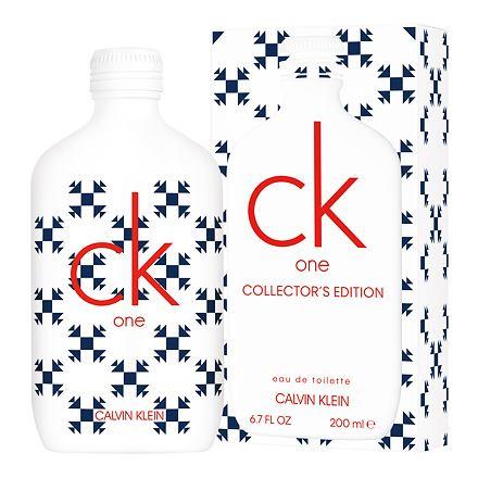 Calvin Klein CK One Collector´s Edition toaletní voda 200 ml unisex