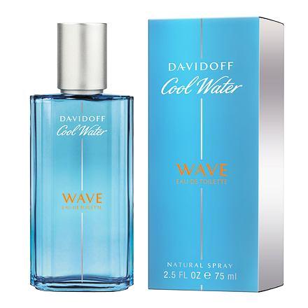 Davidoff Cool Water Wave toaletní voda 75 ml pro muže
