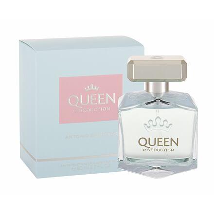 Antonio Banderas Queen of Seduction toaletní voda 80 ml pro ženy