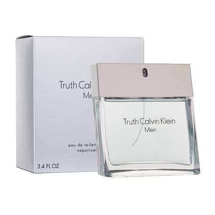 Calvin Klein Truth Men toaletní voda 100 ml pro muže